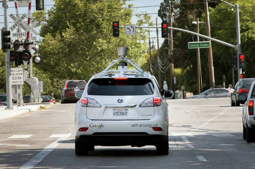 Click through the slideshow to see results of a AAA study that found most Americans fear driverless vehicles.