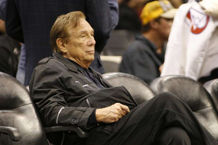 Sterling would have made this list even without his latest comments. The Clippers' owner since 1981 – when he purchased the team and moved them from San Diego – Sterling paid a $2.725 million fine  (and nearly $5 million in legal fees) to settle allegations of housing discrimination brought against him by the U.S. Justice Department in 2006. Former GM Elgin Baylor also sued him for employment discrimination on the basis of age and race in 2009.And then there's been the on-the-court product. In over 30 years of his ownership, the Clips have often been the laughingstock of the NBA. Since 1981, the franchise has managed just six winning seasons, advancing past the first round of the playoffs only twice. Photo: Danny Moloshok, Associated Press