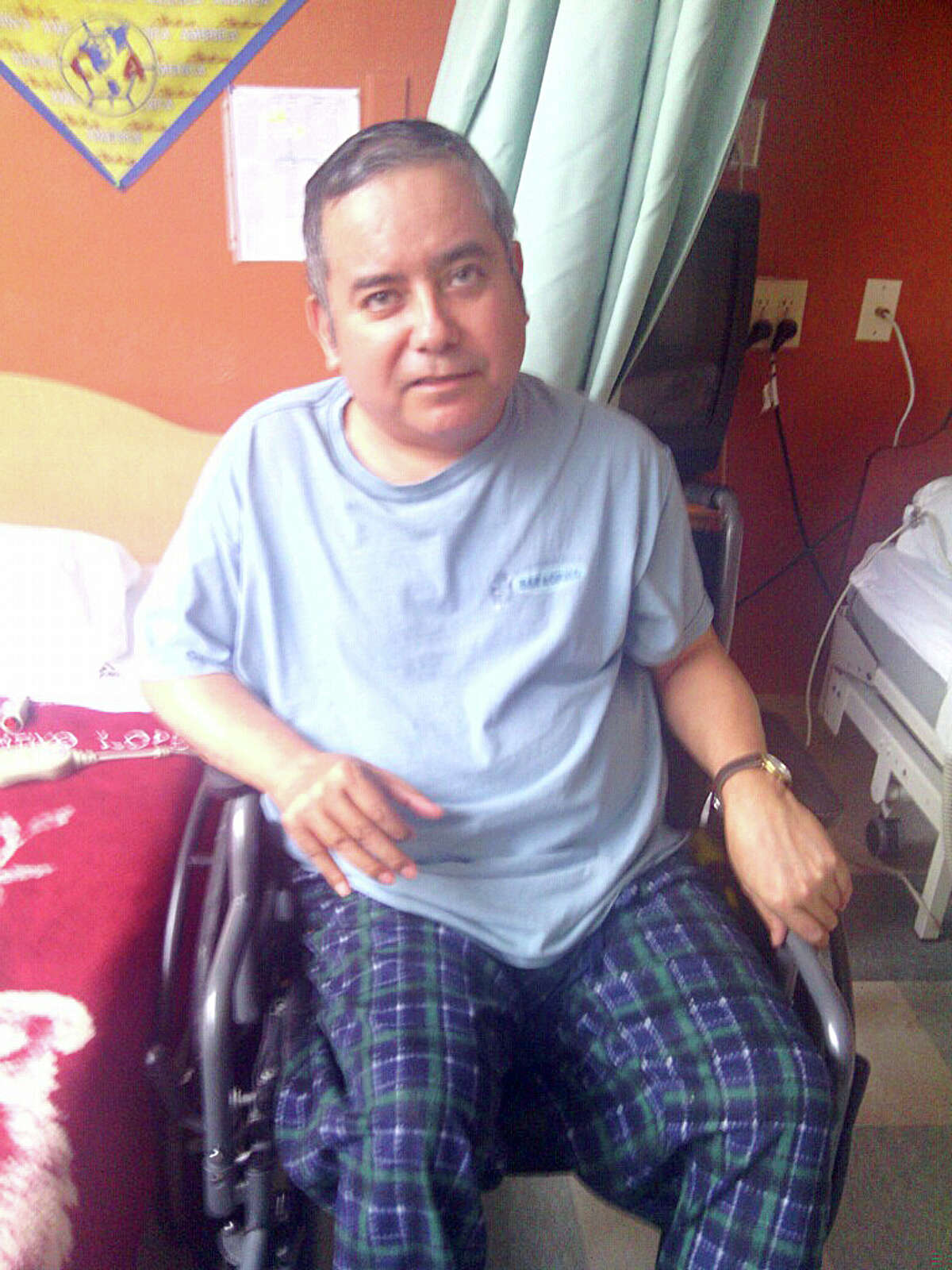 Primitivo Lopez, one of the men killed at nursing home.