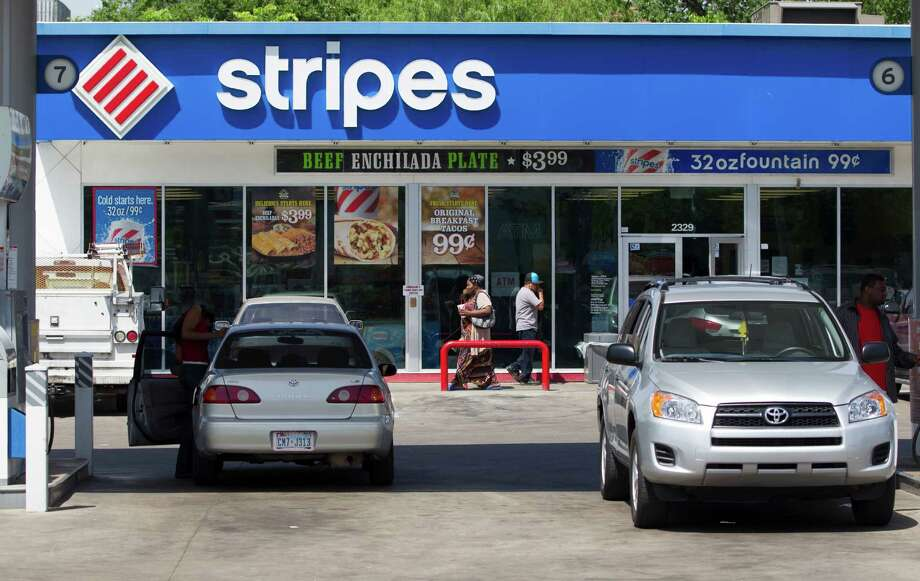There are only about 31 Stripes stores in the greater Houston area, up from 22 at the end of 2012. One of them is on Southmore.  Stripes stores are known in much of Texas as the home of  Laredo Taco Company. Photo: J. Patric Schneider, Freelance / © 2014 Houston Chronicle