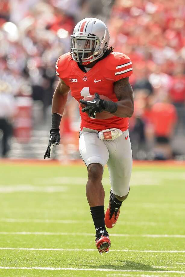 Best of the rest  Bradley Roby, CB, 5-11, 194, Ohio State Photo: Jamie Sabau, Getty Images