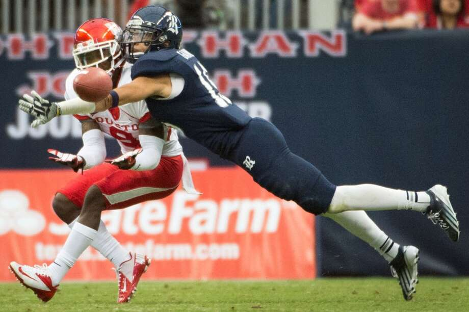 Best of the rest  Phillip Gaines, CB, 6-0, 193, Rice Photo: Smiley N. Pool, Houston Chronicle