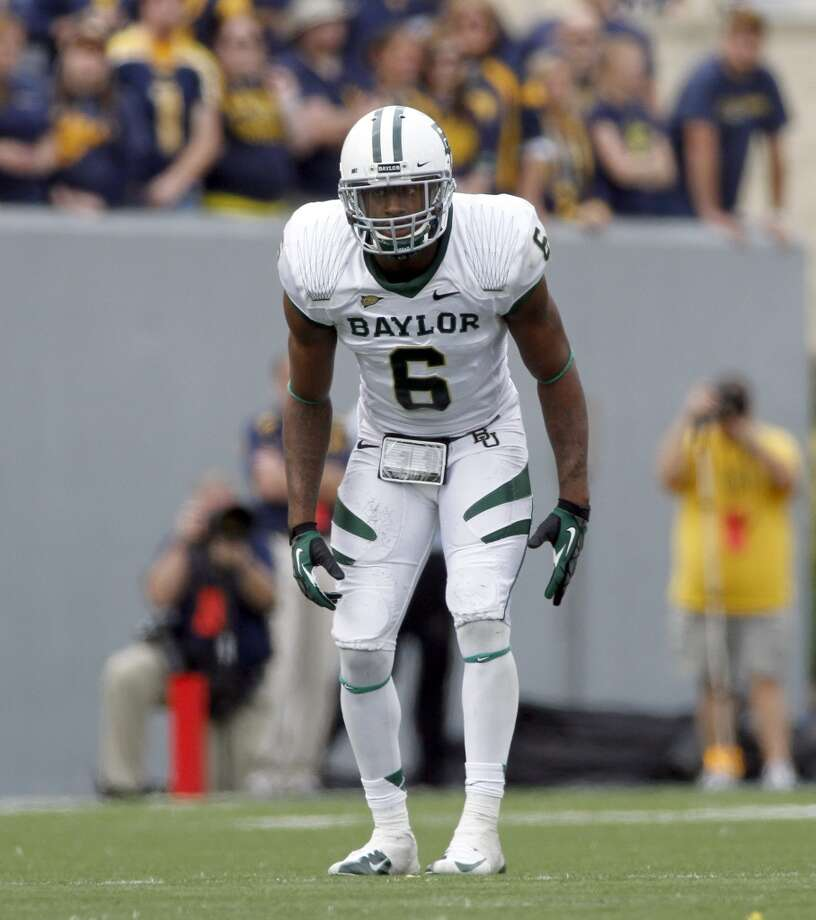 Best of the rest  Ahmad Dixon, SS, 6-0, 212, Baylor Photo: Justin K. Aller, Getty Images