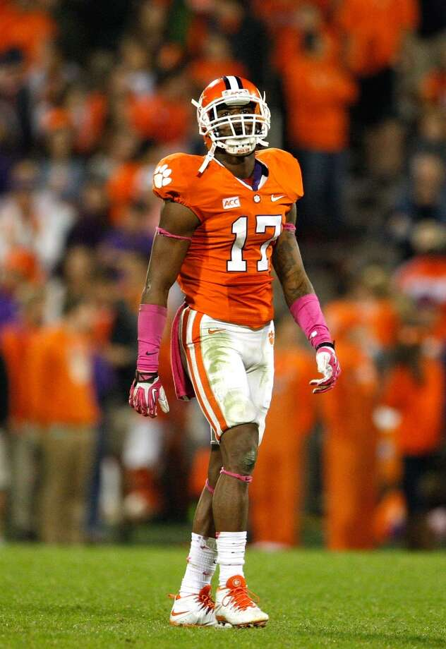 Best of the rest  Bashaud Breeland, CB, 5-11, 197, Clemson Photo: Tyler Smith, Getty Images