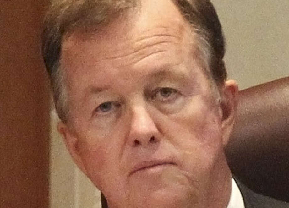 "Joe Krier hasn't worked for Bracewell & Giuliani for four years. He called allegations part of the ""silly season."" Photo: Kin Man Hui / San Antonio Express-News / ©2013 San Antonio Express-News"