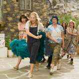 Mamma Mia!	 -- don't even think of watching this except on an airplane.