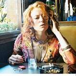 JULIA.  A great Tilda Swinton movie that no one has seen.  Lots of shifts and turns of story, very entertaining.