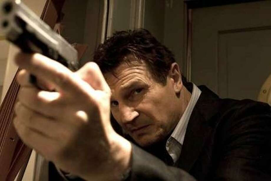 Liam Neeson in 'Taken.' Good on the ground and in the air. Photo: Beyondhollywood.com