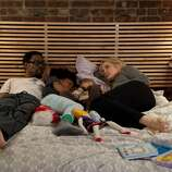 Chris Rock and Julie Delpy play a perfectly happy couple whose lives are upended when her bizarre family comes to visit from Paris in '2 Days in New York.'