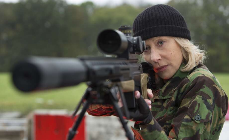 Helen Mirren stars in 'Red 2' Good on the ground, probably better in the air. Photo: Photo: Frank Masi, Summit Entertainment