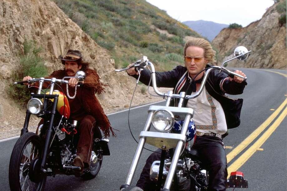 'Starsky and Hutch,'  starring Ben Stiller and Owen Wilson.  Good mindless entertainment. Photo: Michael D. Dennis