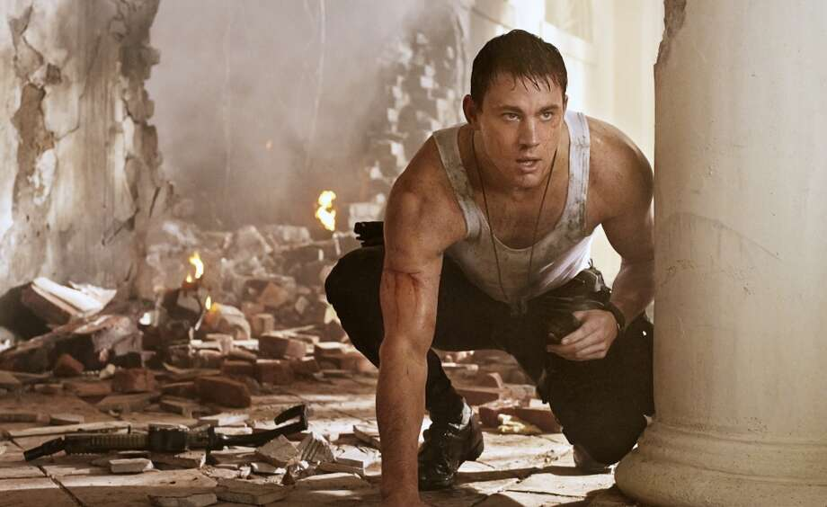 'White House Down.' A nonstop action thriller, lots of fun. Photo: Reiner Bajo, Sony Pictures