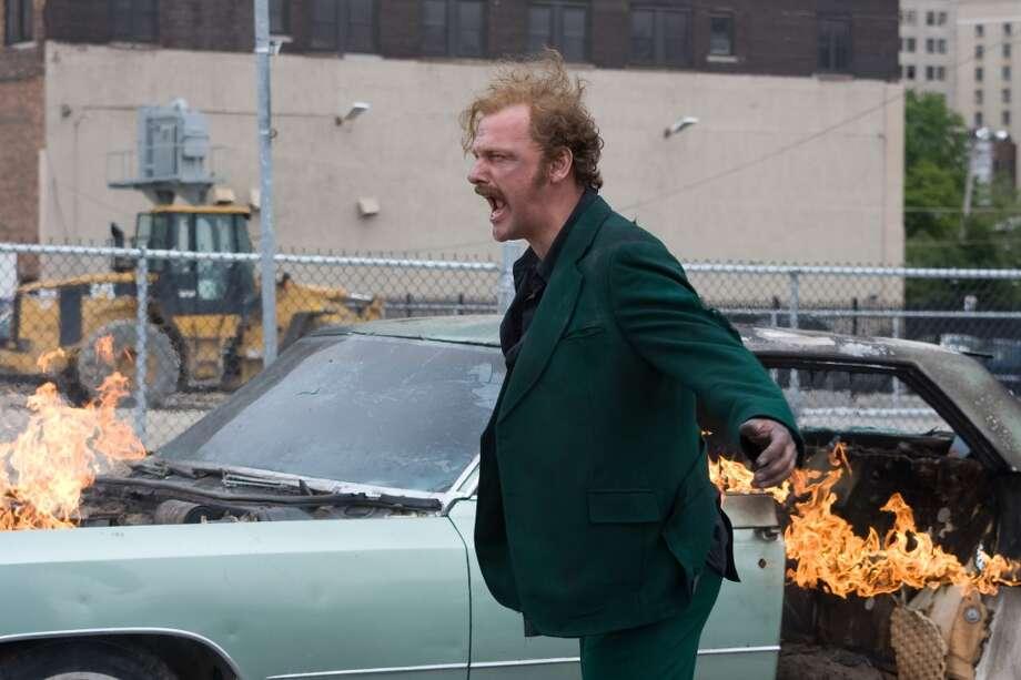 Ray Stevenson stars in KILL THE IRISHMAN.  Never a dull moment. Photo: Kim Simms, Anchor Bay Films