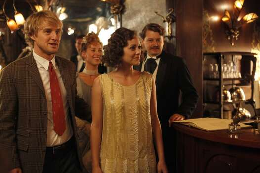"Owen Wilson as Gil and Marion Cotillard as Adriana in ""Midnight In Paris."" Photo: Roger Arpajou, Sony Pictures Classics"
