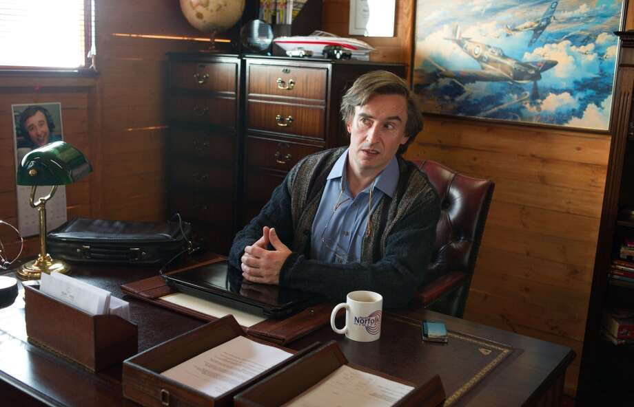 Steve Coogan in ALAN PARTRIDGE, a Magnolia Pictures release.  Light and funny. Photo: Courtesy Of Magnolia Pictures