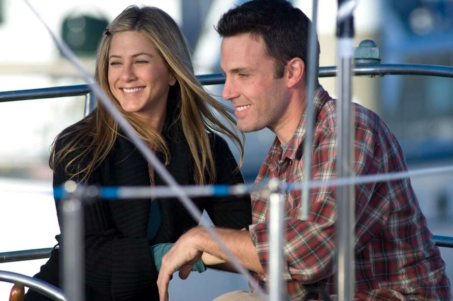 "Jennifer Aniston and Ben Affleck play a couple, but he's just not that into getting married. A pleasant, airy romantic comedy with a strong cast. 'He's Just Not Into You."" Photo: Darren Michaels, AP"