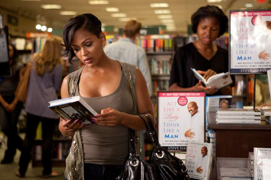 Meagan Good is shown in a scene from 'Think Like a Man.' Fun romantic comedy. Photo: Alan Markfield, Associated Press