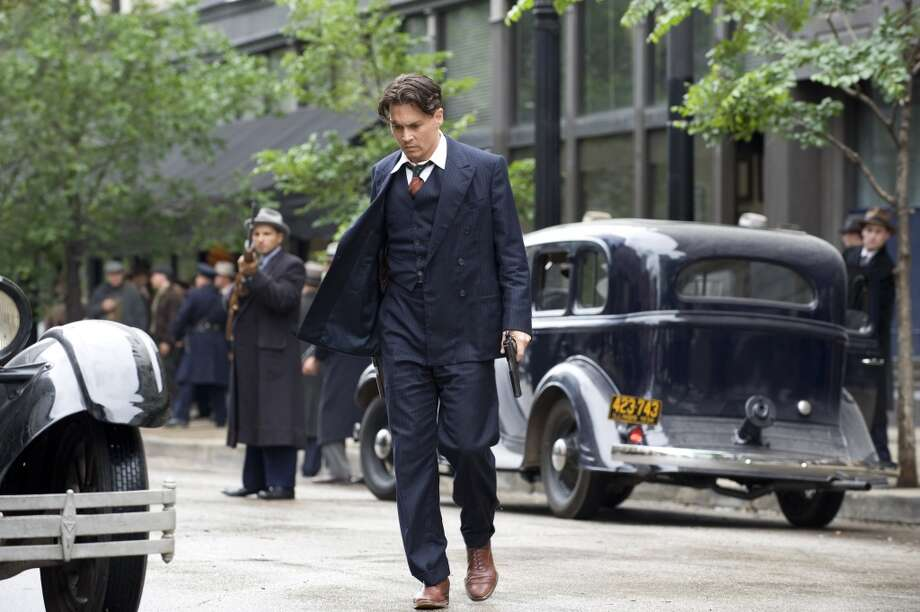 Johnny Depp in 'Public Enemies.' Photo: Universal