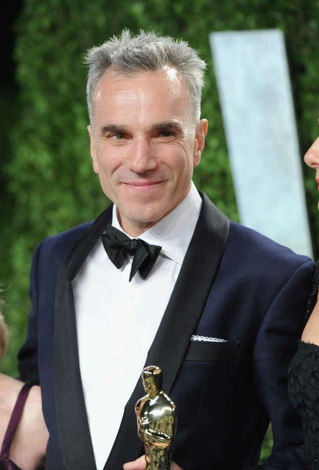 Actor Daniel Day-Lewis arrives at the 2013 Vanity Fair Oscars Viewing and After Party, Sunday, Feb. 24 2013 at the Sunset Plaza Hotel in West Hollywood, Calif. (Photo by Evan Agostini/Invision/AP) Photo: Evan Agostini / Invision