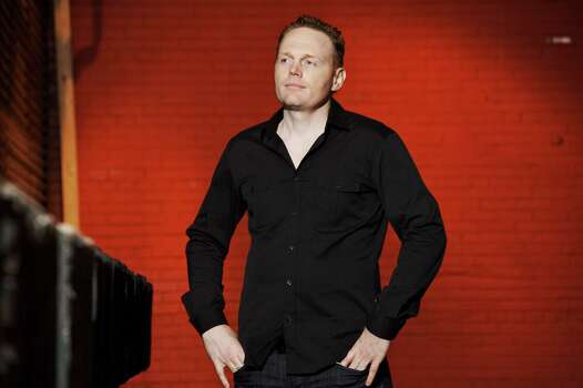 'Bill Burr: I'm Sorry You Feel That Way' - Bill Burr escapes the zombie apocalypse, explores how rom-coms ruin great sex and explains how too many childhood hugs may be the downfall of man. Available Dec. 5 / © Brian Friedman 2010