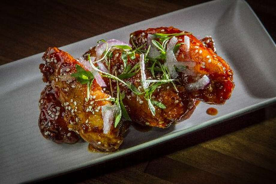 MY China: Bang Bang wings balances sweet and spicy Photo: John Storey, Special To The Chronicle