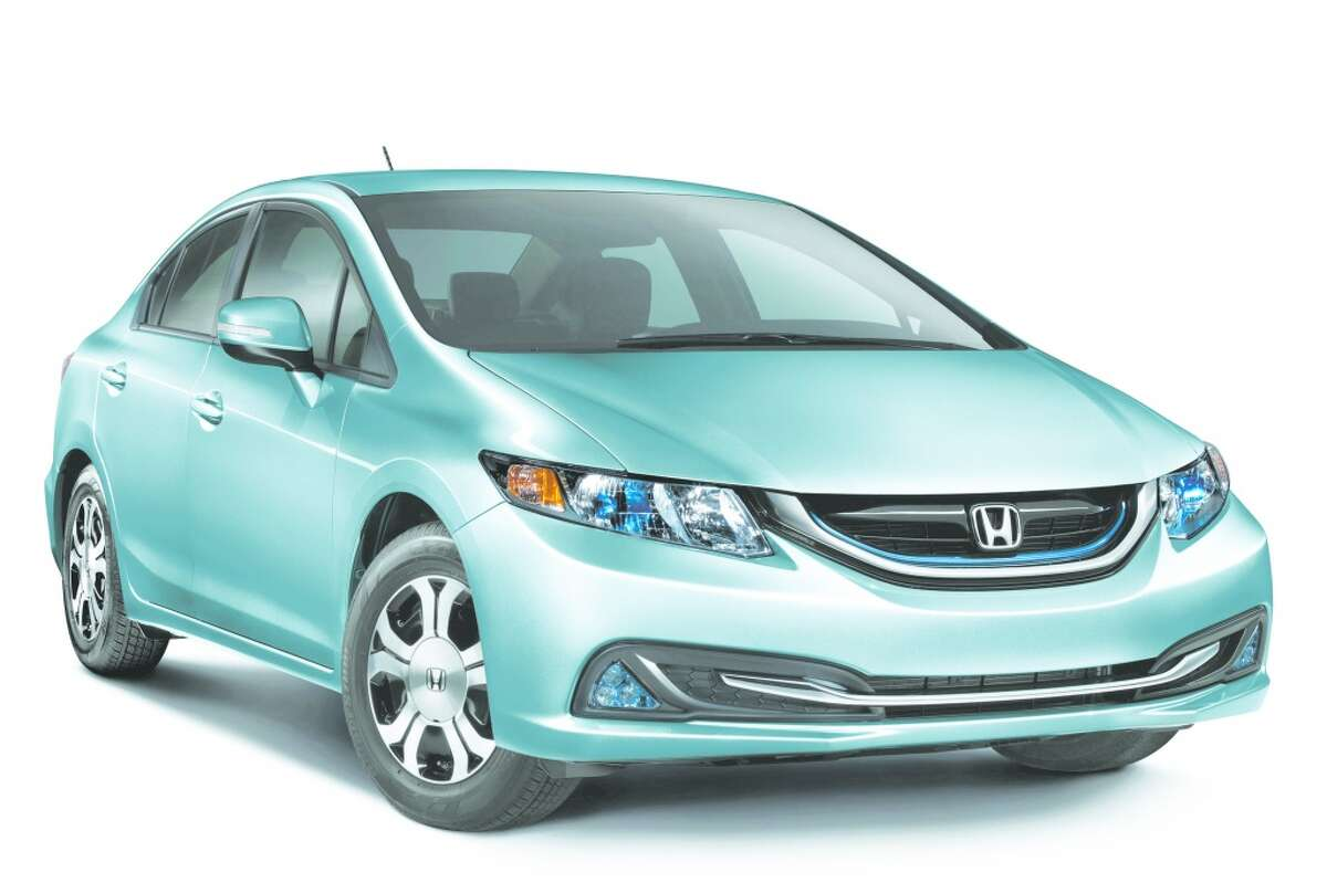8. Honda Civic CNG MSRP: Starting at $26,640 Source: KBB.com