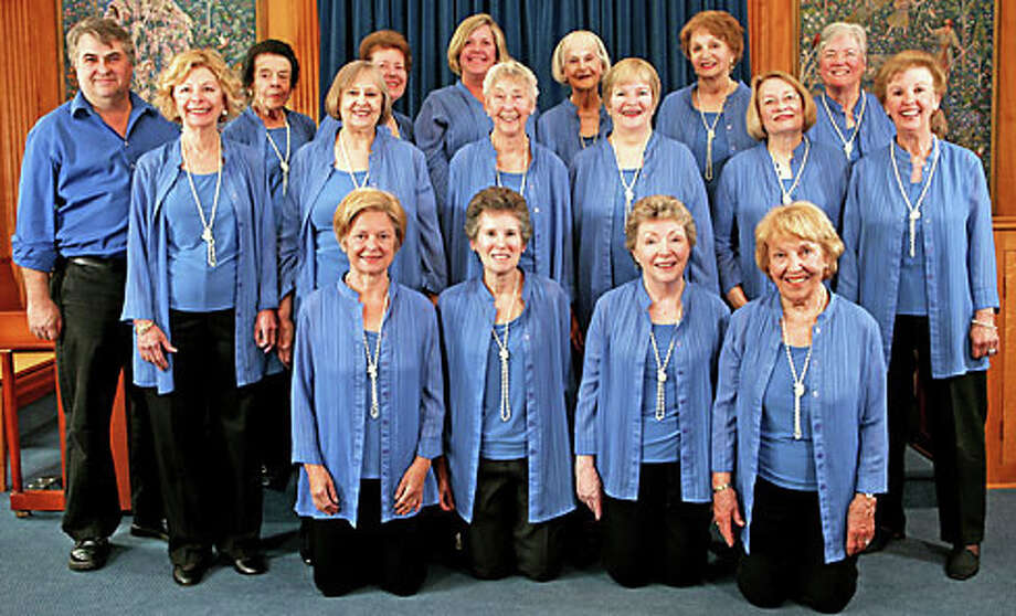 The Park Street Singers will host its annual tribute to the Congregational Church, 23 Park St., New Canaan, Monday, May 12. Photo: Contributed Photo, Contributed / New Canaan News Contributed
