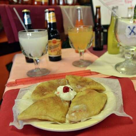26. 10 de Mayo,8350 College Street.The service is good and the carnitas tacos are delicio