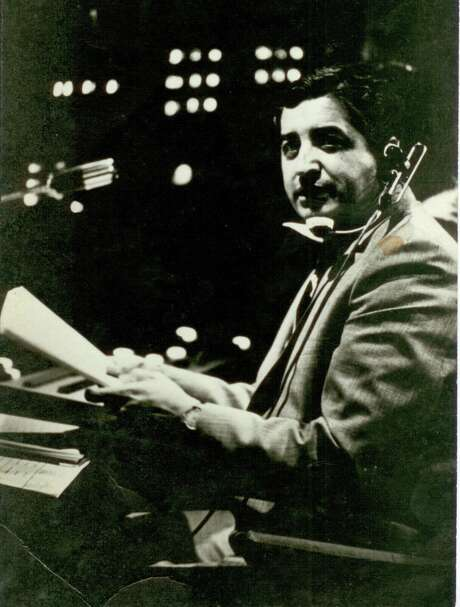 Ruben Salazar during his tenure as news director of the Los Angeles Spanish-language TV station, KMEX. (PBS) Photo: PBS