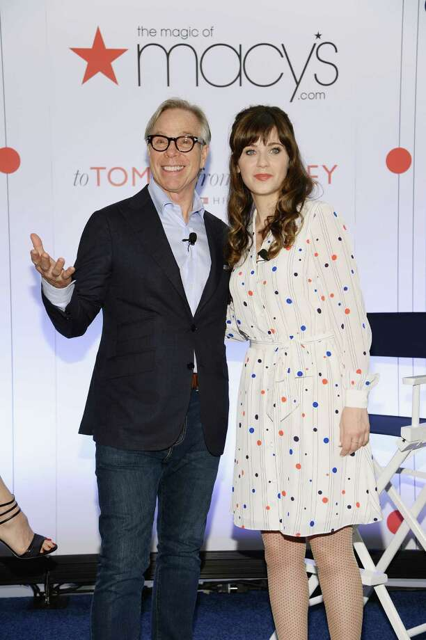 ...you regularly spot Tommy Hilfiger at the next table when you eat out on The Avenue. Photo: Dimitrios Kambouris, Getty Images For Macy's / 2014 Getty Images