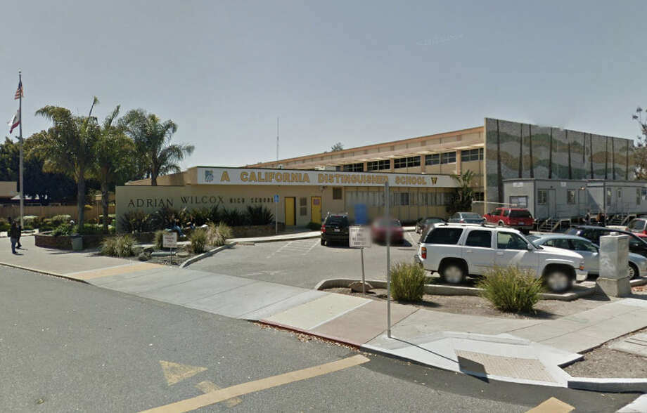 Adrian Wilcox High School in Santa Clara. Photo: Google Maps