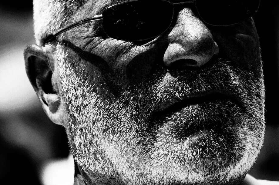 """Bristle Man,"" by Fairfielder Alan Berkson will be on display in ""Images 2014,"" a photogrpahy exhibit at the Fairfield Musuem and History Center. Photo: Contributed Photo / Fairfield Citizen"
