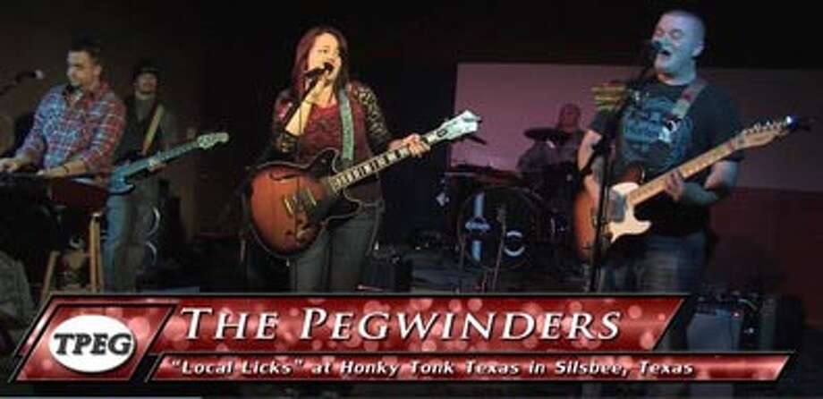 The Pegwinders perform Thursday May 8 at the Jasper Lions Club Rodeo.