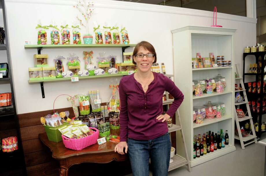 Heights Candy Bar owner Tanita Gumney has always liked candy stores. The Heights resident noticed there were none in the community and researched what she'd want to offer in a store. One goal, she says, is to offer a business that can be a community gathering place. Photo: George Wong / Freelance