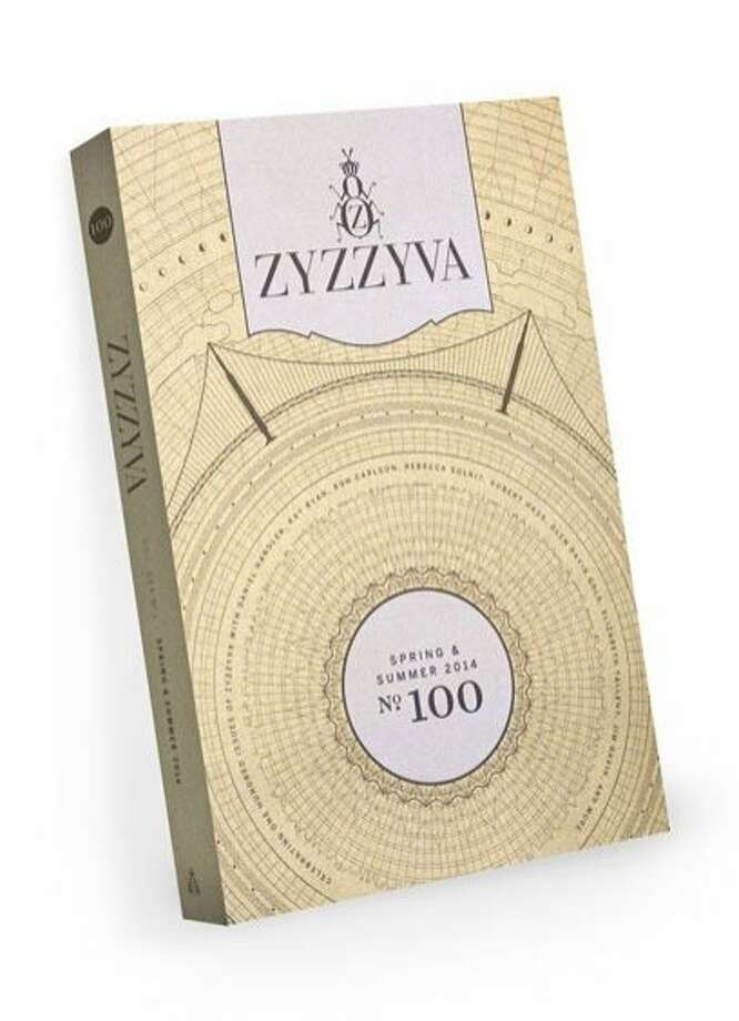 The 100th issue of ZYZZYVA Photo: Zyzzyva