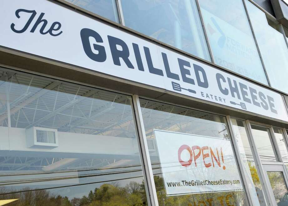 Grab a sandwich at The Grilled Cheese Eatery in Westport - a recently opened takeout spin-off of a Fairfield restaurant by the same name. Find out more about the eatery.  Photo: Jarret Liotta / Westport News