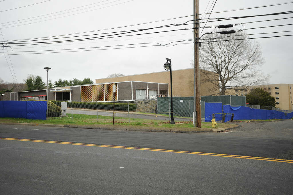 The Former Jewish Community Center On Park Avenue In Bridgeport Conn Future