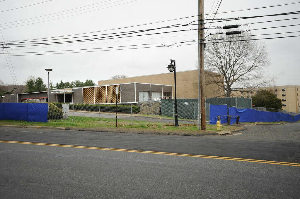 The Former Jewish Community Center On Park Avenue In Bridgeport Conn Future