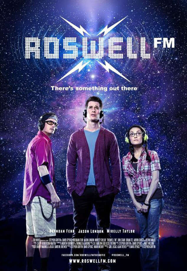 """""""Roswell FM"""" is a sci-fi comedy directed by Stephen Griffin, a graduate of North Texas State University. Photo: Courtesy Photo / San Antonio Express-News"""