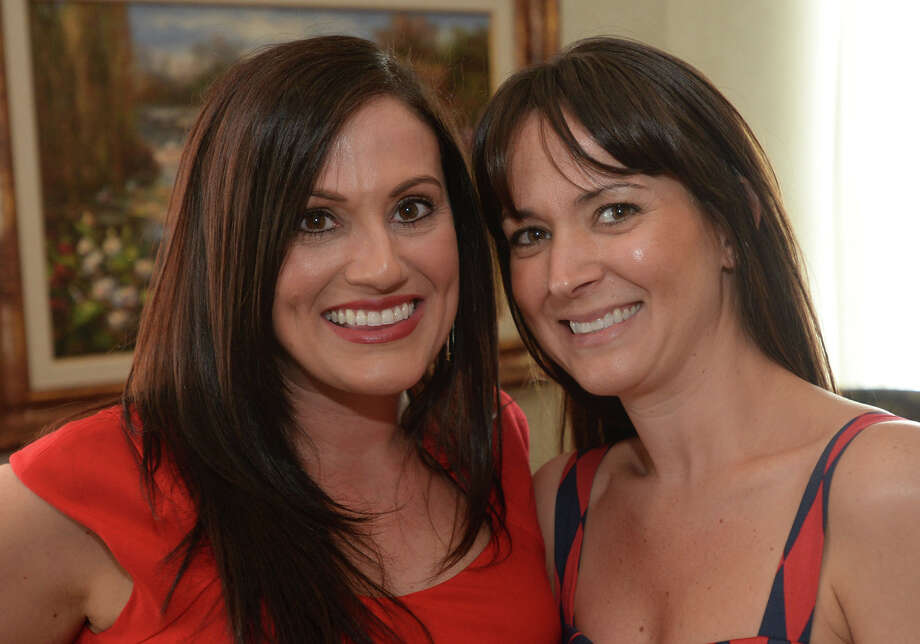 Photo taken at the Go Red for Women luncheon at the Beaumont Country Club on Tuesday. Guiseppe Barranco/@spotnewsshooter Photo: Guiseppe Barranco, Photo Editor