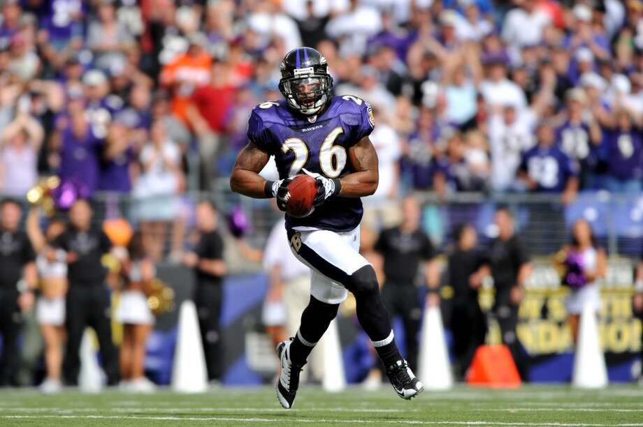 Pick No. 146 | 2006 | Baltimore Ravens Dawan Landry | Safety | Georgia Tech The underrated Landry earned a starting spot alongside Ed Reed in his rookie season in Baltimore, picking up 70 tackles, 5 interceptions and 3 sacks in a well-rounded effort. He spent two seasons with the Jacksonville Jaguars before signing with the New York Jets for the 2013 season. Photo: Larry French, Getty Images