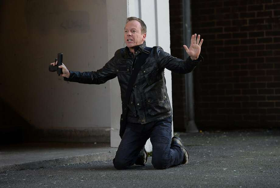 Monday: Kiefer Sutherland returns as Jack Bauer in the two-hour premiere of '24: Live Another Day' on Fox, a new 12-part event series based on the Emmy Award-winning show '24.' Photo: Daniel Smith, FOX