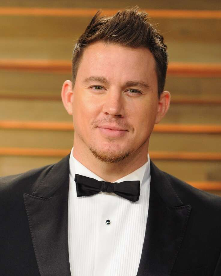 We knew Channing Tatum was a stripper before he made it big as an actor (that's where 'Magic Mike' came from), but he was also a model, appearing in campaigns for Abercrombie & Fitch and Dolce & Gabbana, among others. Photo: Jon Kopaloff, FilmMagic