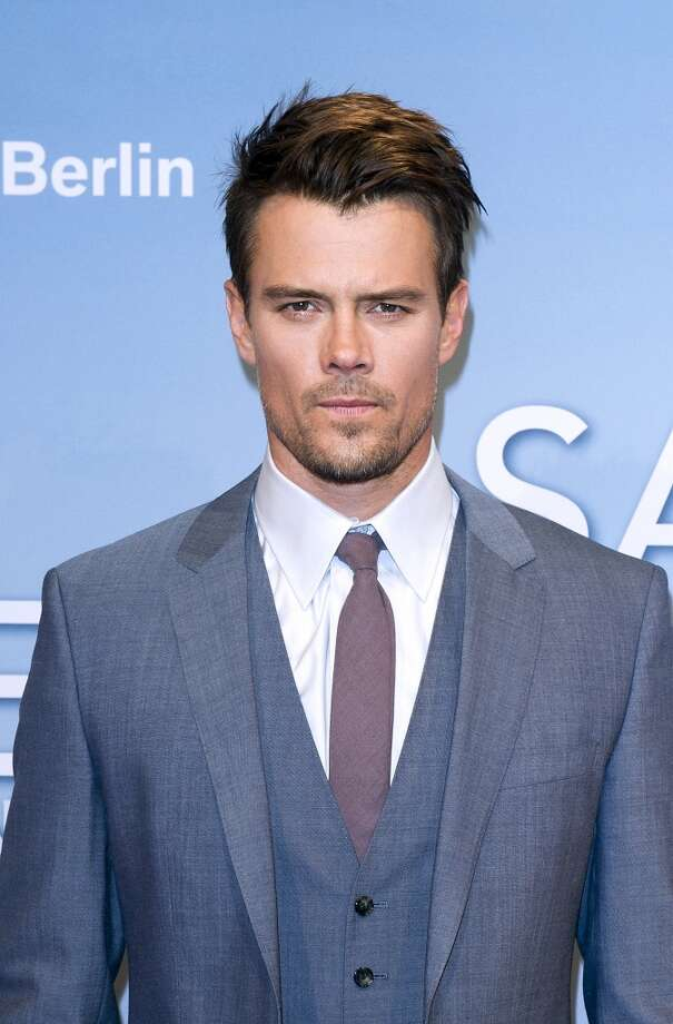 Josh Duhamel won the title of 1997 Male Model of the Year (yes, that's a real thing) in an International Modeling Talent Association competition. (Who came in second? Ashton Kutcher.) But there's more to Duhamel than being really, really good looking. He's an actor, appearing for years on the now-defunct  'All My Children' and in the 'Transformers' movies. And he's married to Fergie. Photo: Target Presse Agentur Gmbh, Getty Images