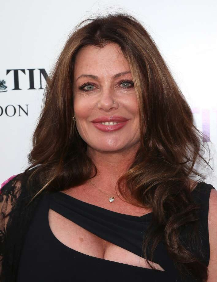 Remember the Pantene catchphrase 'Don't hate me because I'm beautiful'? This lady made it famous. Kelly LeBrock was a big-time model before she hit the big screen in the '80s films 'The Woman in Red' and 'Weird Science.' Photo: David Livingston, Getty Images