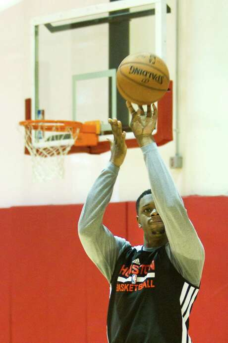 Forward Terrence Jones drew praise for his inside play from Rockets coach Kevin McHale. Photo: Brett Coomer, Staff / © 2014 Houston Chronicle