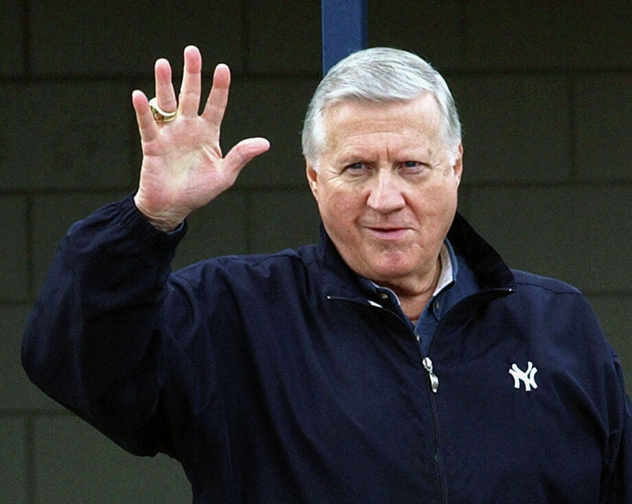 George Steinbrenner: In 1974, baseball commissioner Bowie Kuhn suspended the New York  Yankees owner for two years after he pleaded guilty to making illegal  contributions to the re-election campaign of President Richard Nixon.  Kuhn reinstated Steinbrenner on March 1, 1976, for good behavior. Then  in July 1990, Steinbrenner agreed to an indefinite suspension because of  his association with and $40,000 payment to Howard Spira, a known  gambler sent to prison for extorting the owner. Steinbrenner was  reinstated March 1, 1993. Photo: CHRIS O'MEARA, STF / AP
