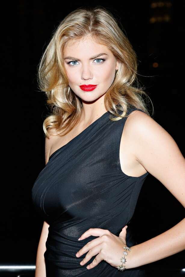 Sports Illustrated cover model Kate Upton made her acting debut in 'Tower Heist' but got her first major role in 'The Other Woman.'  Photo: Cindy Ord, Getty Images