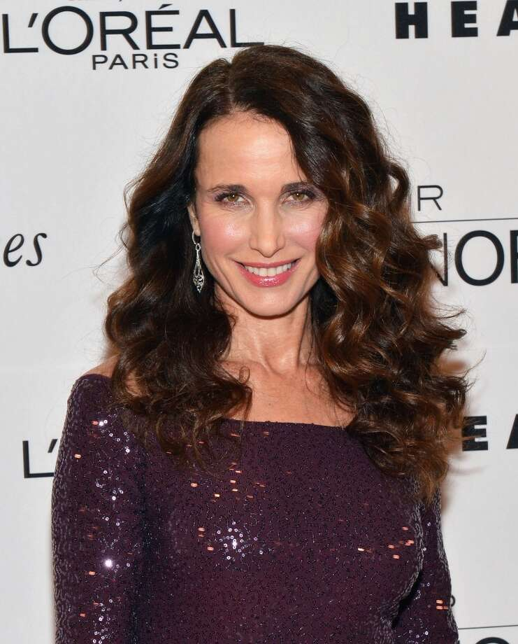 A big model in the early '80s, Andie MacDowell started her acting career with 1984's 'Greystoke: The Legend of Tarzan, Lord of the Apes,' and went on to appear in 'Groundhog Day,' 'sex, lies and videotape' and 'Four Weddings and a Funeral.' Photo: Slaven Vlasic, Getty Images