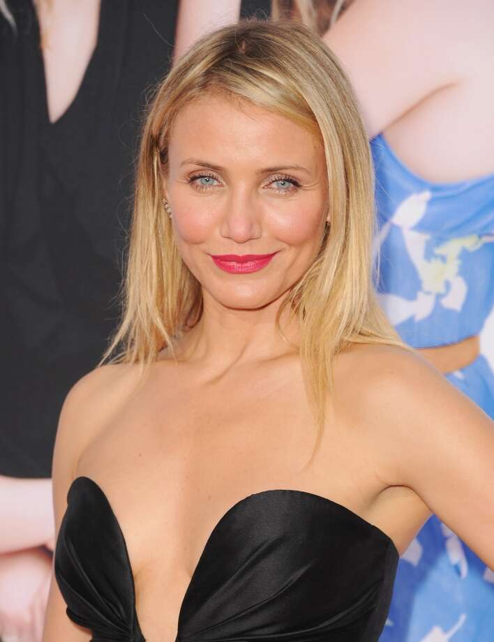 One of the more successful models to make it big in acting, Cameron Diaz has had a successful Hollywood career, most recently appearing with Ms. Upton in 'The Other Woman.' Photo: Jon Kopaloff, FilmMagic